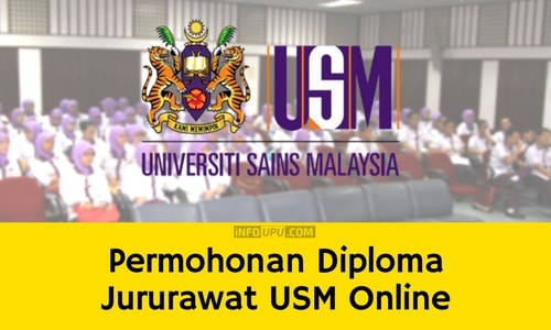 Permohonan Diploma Jururawat USM