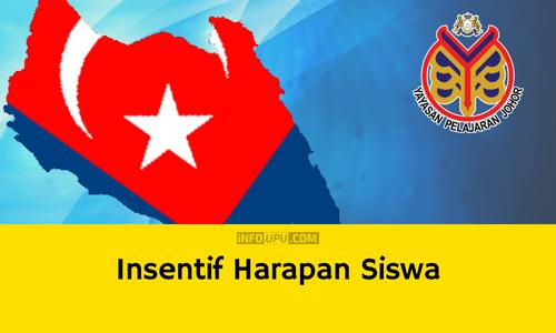 Permohonan Insentif Harapan Siswa YPJ Johor 2018