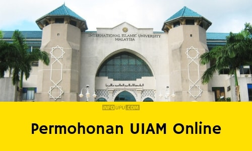 Permohonan UIAM 2020 Online