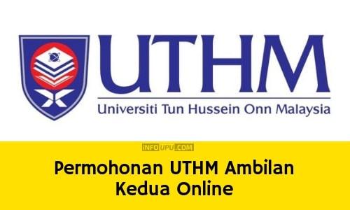 Permohonan UTHM Februari 2020 Ambilan Kedua