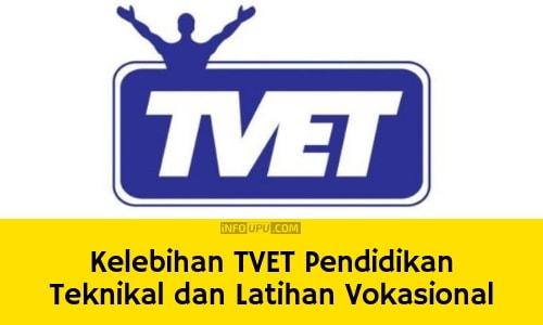 Kelebihan TVET Pendidikan Teknikal Dan Latihan Vokasional