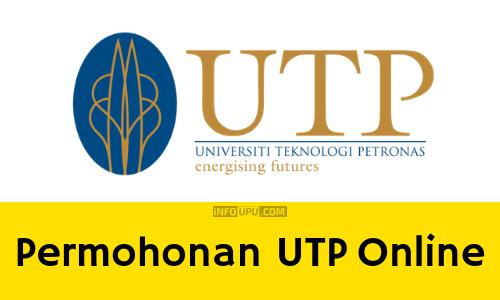 Permohonan UTP Online