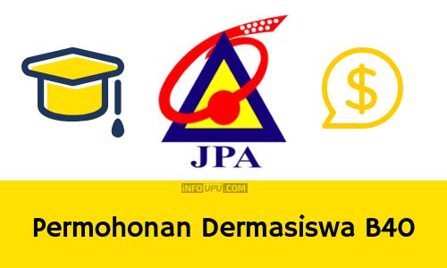 Permohonan Penajaan Program Dermasiswa B40 Online