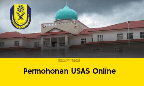 Permohonan USAS (Universiti Sultan Azlan Shah)