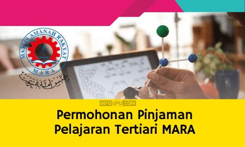 Permohonan TESP MARA online
