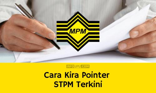 cara kira pointer STPM