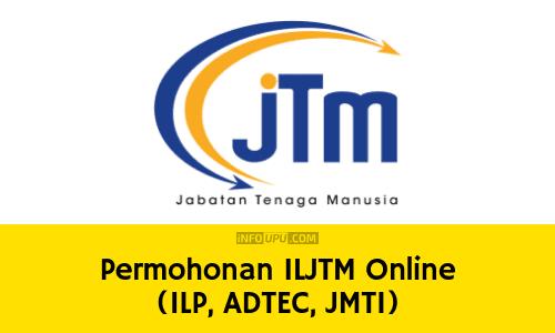 Permohonan ILP Online ILJTM